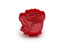 Rose Plunger Cookie Cutter