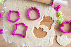 Monster Cookie Cutter and Feet Set