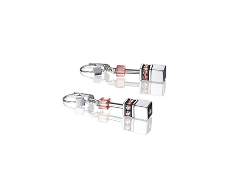 Geo Cube silver pink champagne and rose gold 4015_0227