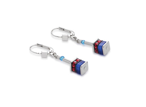 Geo Cube mini red blue 4409_0703