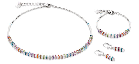 Swarovski, cut glass clear rainbow 4858_1518