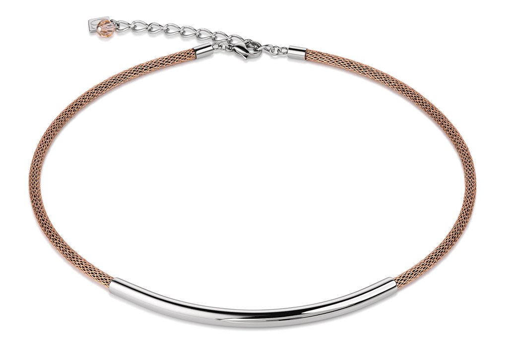 Stainless Steel rose gold mesh 4862_1620