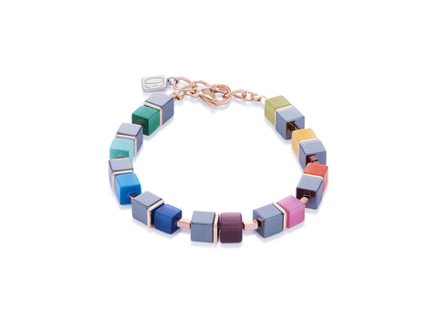 Geo Cube haematite multi colour 4927_1520