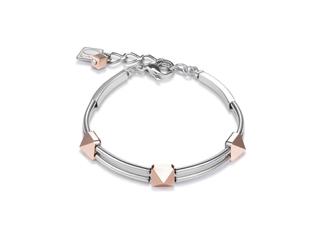 Swarovski rose gold pyramid 4935_1620
