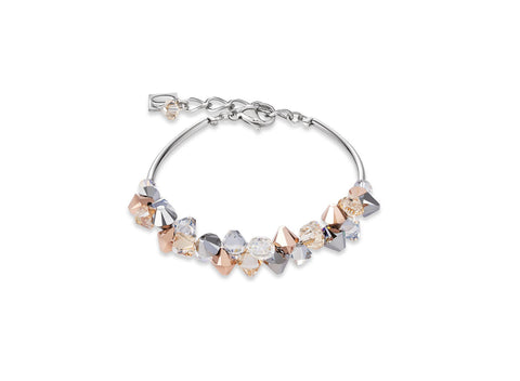 Elegant champagne & rose gold crystal 4938_1631
