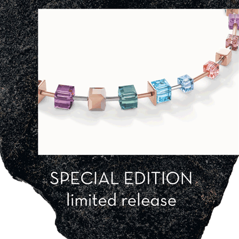 GeoCUBE® 125 years Swarovski® Special multicolour