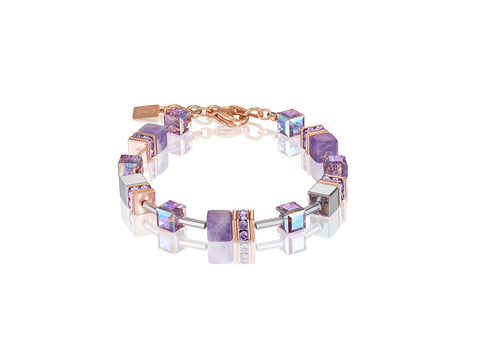 Geo Cube Soft Purple Natural Amethyst 4017_0829