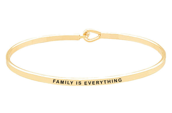 #730 Family Is Everything Bracelet