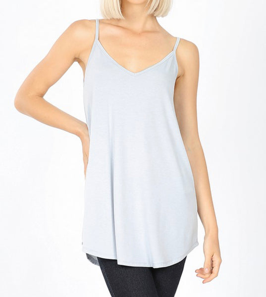 #1917 Light Gray Reversible Tank