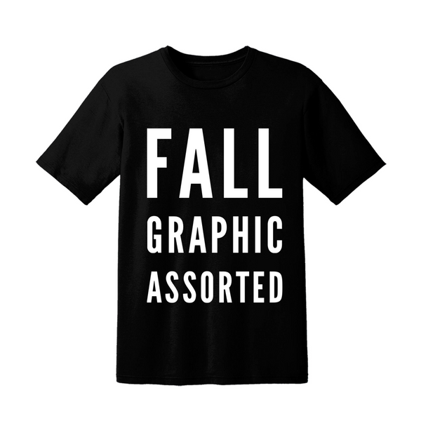 Fall Graphic Assorted