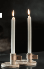 Bright Light Candle Holder – Natural, Large