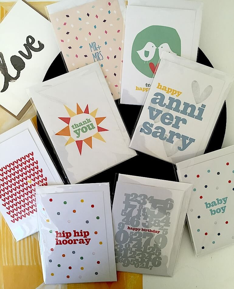 WRAP IT! Greeting Cards: Multiple Options