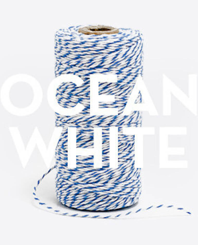 WRAP IT! 100% Cotton Twine: Multiple colours/options
