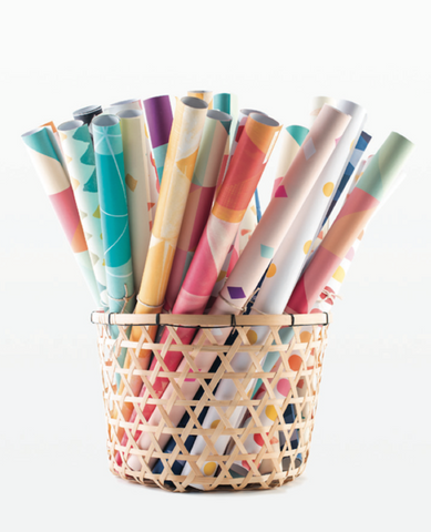 WRAP IT! 3 Pack Wrapping Paper: Multiple Options