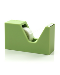 LEXON | BURO TAPE DISPENSER GREEN | BackstreetShopper.com.au