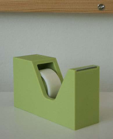 BURO TAPE DISPENSER GREEN