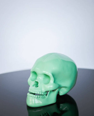 MINT GREEN SKULL | MILLY + EUGENE | BackstreetShopper.com.au