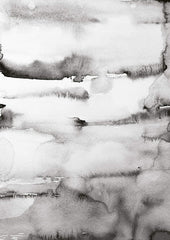 Art No 62 Grey Water Colour (Edt. 16) | Nynne Rosenvinge | BackstreetShopper.com.au