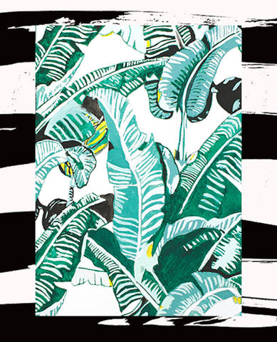 JUNGLE VIBES ART PRINT
