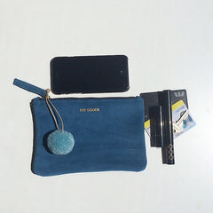 Lapis Lazulli Blue Clutch | The Goods | BackstreetShopper.com.au