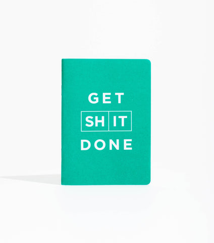 GET SHIT DONE GREEN