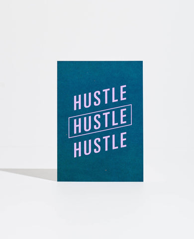 Mi Goals | GOAL CARD: HUSTLE | BackstreetShopper.com.au