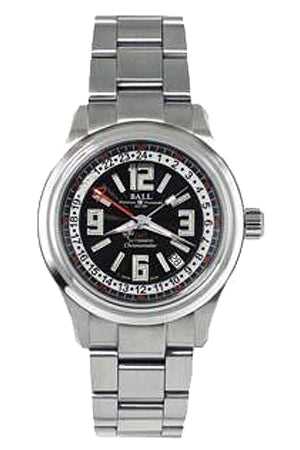 Ball Stainless Steel GMT 10500 Rare Watch