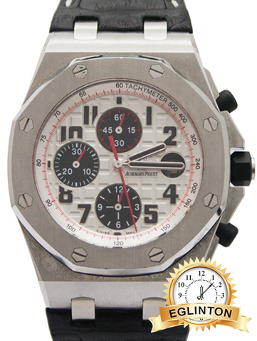 "Audemars Piguet Royal Oak Offshore Themes Panda 26170ST.OO.D101CR.02 ""I series"