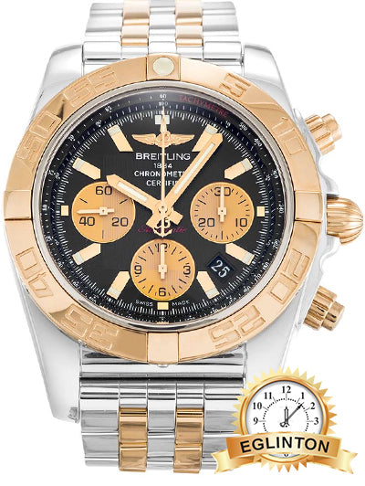 BREITLING CHRONOMAT CB0110 Two Tone 44mm