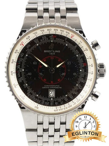 Breitling Montbrillant A23340 w/ box & papers