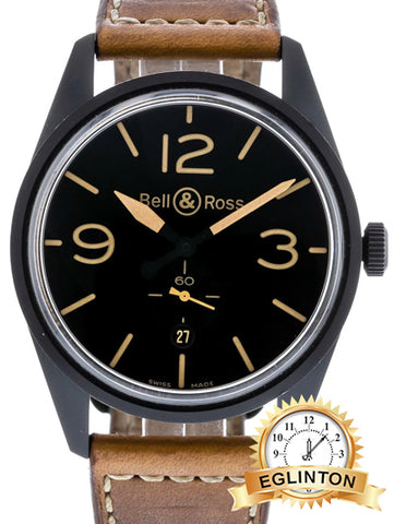 BELL & ROSS HERITAGE BR123-95-SC WATCH