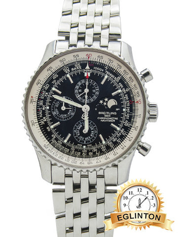 Breitling Navitimer 1461 Mens Watch Limited Edition Box & Paper