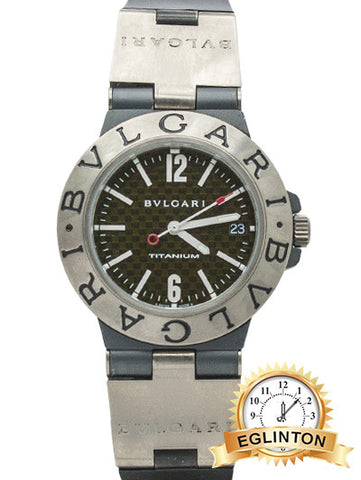 Bulgari TITANIUM 38MM