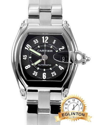Cartier Roadster Automatic Mens Watch 2510 W62002v3