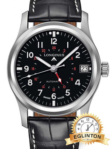 Longines Heritage Men's Watch L2.831.4.53.0 W/ BOX & PAPERS