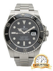 Rolex Oyster Perpetual Submariner Date Stainless Steel 116610 2018