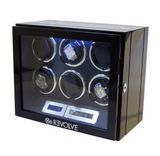 "REVOLVE 6000 ""6"" WATCH WINDER"