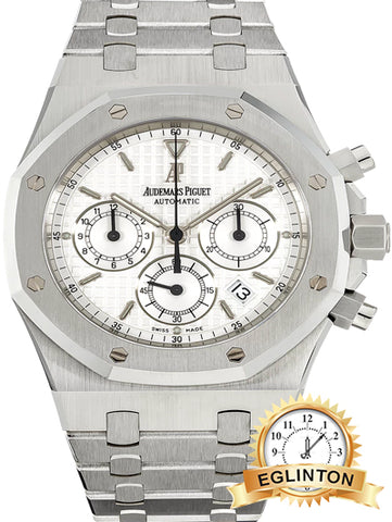 Audemars Piguet Royal Oak Offshore Chronograph in Steel 39mm