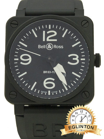 Bell & Ross Aviation BR0392-BL-CE