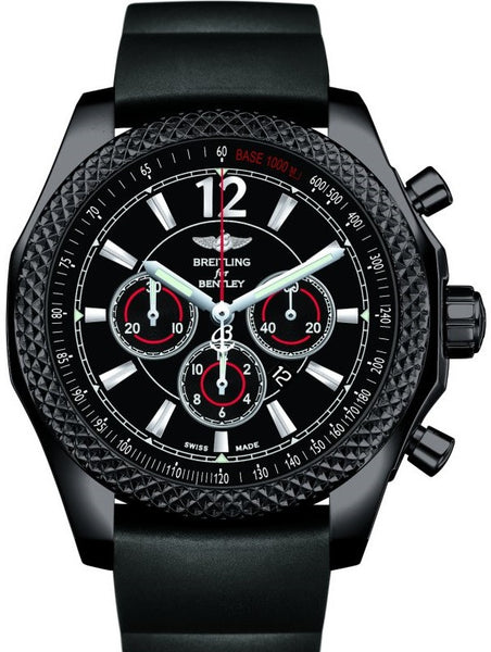 Breitling Barnato 42 Midnight Carbon Watch