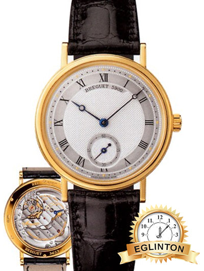 Breguet Classique Manual Wind Yellow Gold 5907BA/12/984