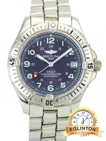 Breitling Watch Colt Quartz A74350