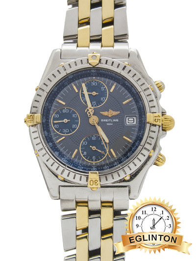 BREITLING CHRONOMAT B13050.1 Two Tone