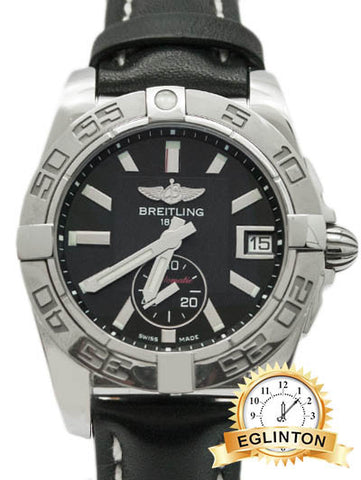 Breitling Galactic Automatic Midesize  Stainless Steel Box & Paper