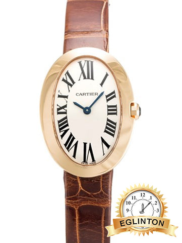 NEW CARTIER BAIGNOIRE W8000007 W/BOX & PAPERS