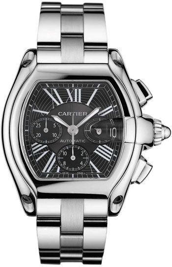 Cartier Roadster Chronograph Mens Watch
