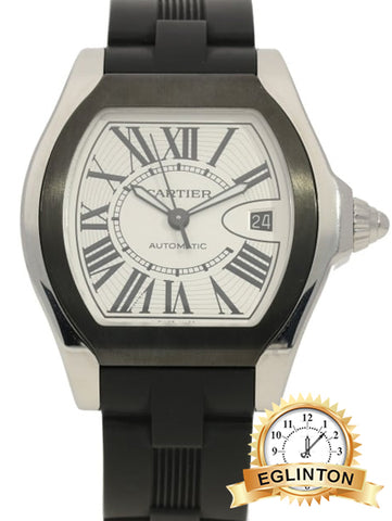 CARTIER ROADSTER AUTOMATIC WATCH 3312