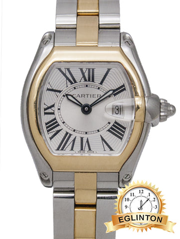 Cartier Roadster 2675 Two Tone