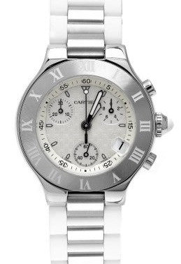 Cartier W10184U2 Must 21 Chronoscaph