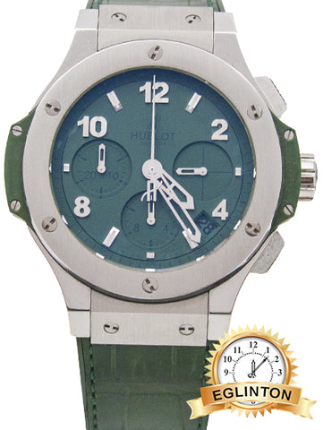 Hublot Green Big Bang 41mm 341.SV.5290.LR.1104